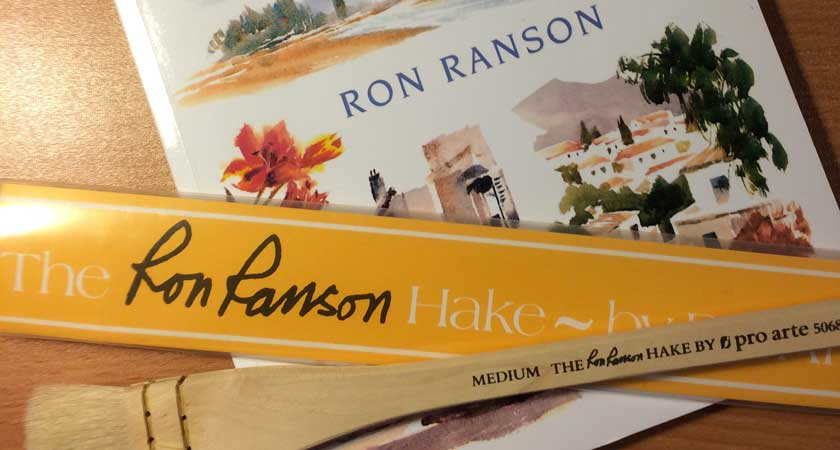 Ron Ranson Hake